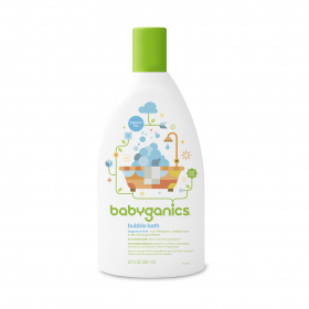 BabyGanics  Bubble Bath FF 591 ml