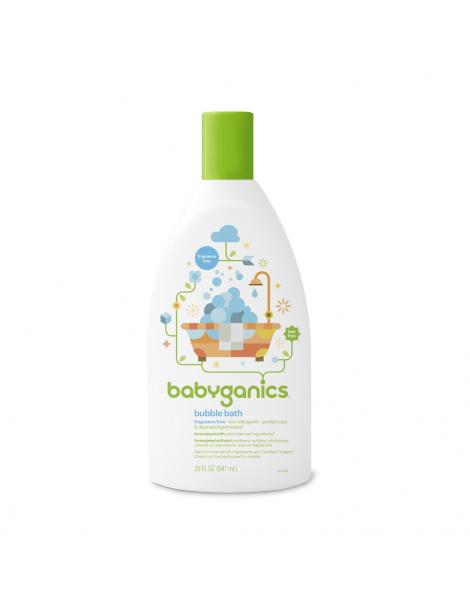 BabyGanics  Bubble Bath FF 591 ml