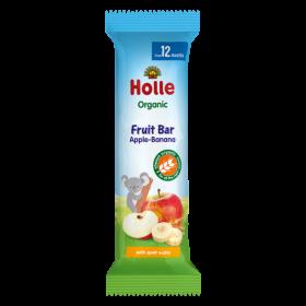 Holle Organic Fruit Bar Apple & Banana 25g  12+M
