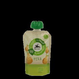 Alce Nero Organic pear puree 6+m 100gr