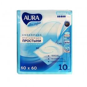 Aura disposable napkins 60*60cm