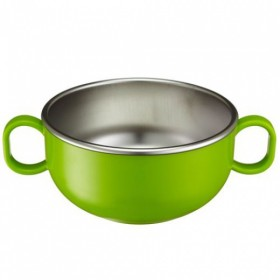 Innobaby - Din Din Smart Stainless Starter Bowl - Green