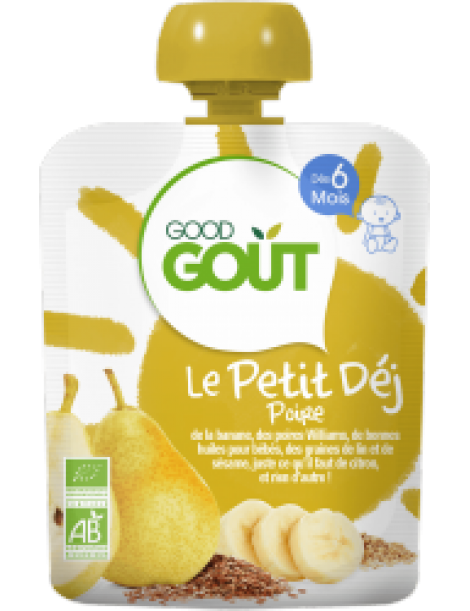Good Gout Breaky Pear 70g