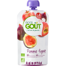 Good Gout Apple Fig 120gr +4M