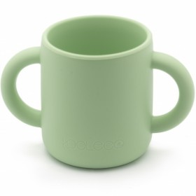KOOLECO - silicone training cup - Sage