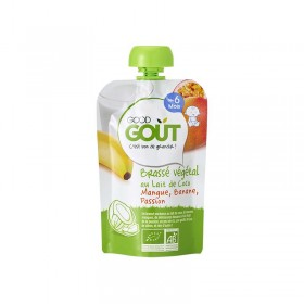 Good Gout Brewed  vegetable coco mango banana passion 90 gr