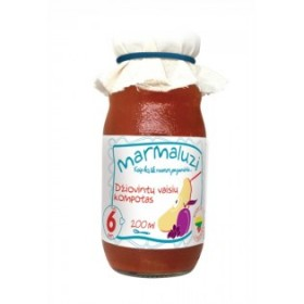 MARMALUZI Dried fruit compote from 6 months 200 ml