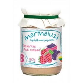 "MARMALUZI Dessert ""Grow healthy"" from 8 months. 190g"