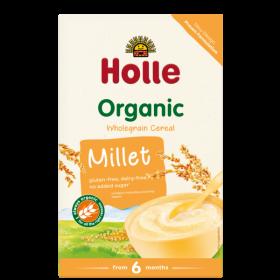 Holle Organic Millet Porridge 250g 4+M