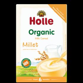 Holle Organic Milk Porridge with Millet 250g 6+M