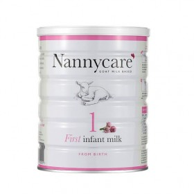 Nanny Care Goat milk nutrition 900g from birth