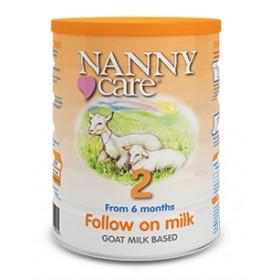 Nanny Care Goat milk nutrition 900g 6-12 m.