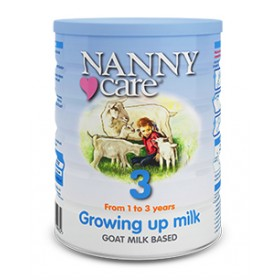 Nanny Care Goat milk nutrition 400g from 1-3years