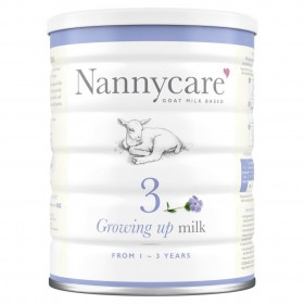 Nanny Care Goat milk nutrition 900g from 1-3y