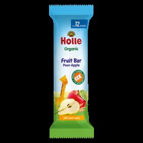 Holle Organic Fruit Bar Apple & Pear 25 g 12+M