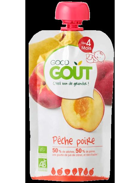 Good Gout Pear Peach 120g 4+