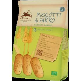 Alce Nero Organic spelt biscuits  250 g