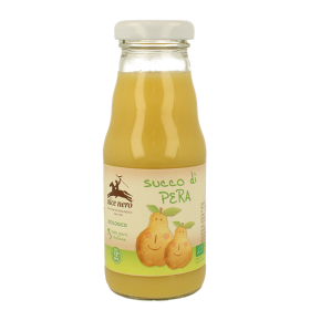 Alce Nero Organic pear juice  200 ml