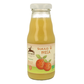 Alce Nero Organic apple juice  200 ml
