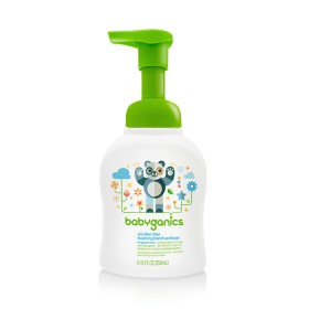 BabyGanics Alcohol Free Foaming Hand Sanitizer 250ml