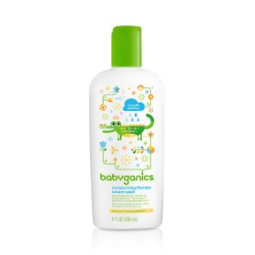 BabyGanics Moisturizing Therapy Cream Wash 236ml