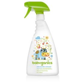 BabyGanics Stain & Odor Remover 946ml Fragrance Free