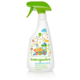 BabyGanics Toy & Highchair Cleaner 502ml Fragrance Free