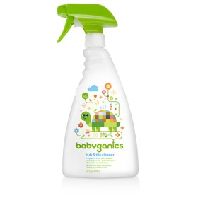 BabyGanics Tub & Tile Cleaner 946ml Fragrance Free