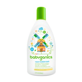 BabyGanics Vapor Bubble Bath 354ml