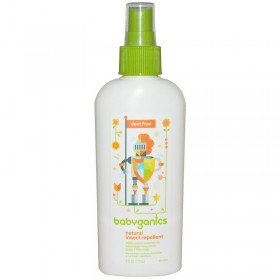BabyGanics, Natural Insect Repellent, 59 ml