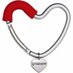 BuggyGear - Buggy Heart Hook-Red