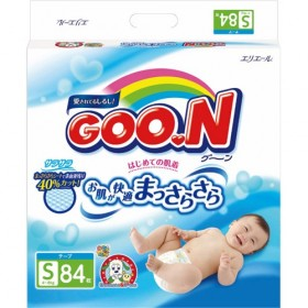 Goon Diapers S 84 (4-8kg)