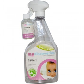EcoDiscoveries,Multisurface Cleaner, 60 ml Concentrate +1 Spray