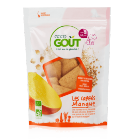 GOOD GOUT THE MANGO SQUARES 50GR +8M
