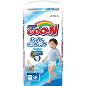 GOON PANTS BIG BOYS 38 (12-20kg)