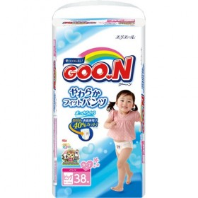 GOON PANTS BIG GIRLS 38 (12-20kg)
