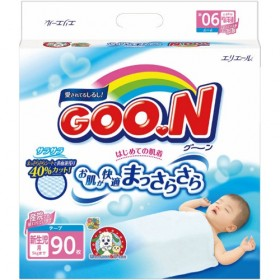 Goon Diapers NB 90(0-5kg)