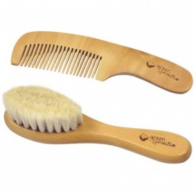 Green Sprouts - Baby Brush & Comb