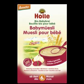 HOLLE ORGANIC BABY MUESLI PORRIDGE 250G BIO