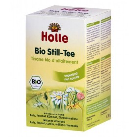 HOLLE BIO NURSING TEE FOR PREGNANT AND BREASTFEEDING MOTHERS 30G