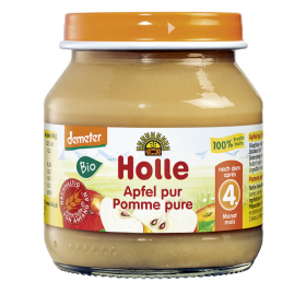 HOLLE APLLE 100% 125G 4+ M