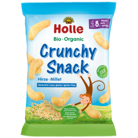 HOLLE ORGANIC CRUNCHY SNACK 8+ 25G