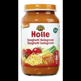 HOLLE ORGANIC SPAGHETTI BOLOGNESE 8+ 220G