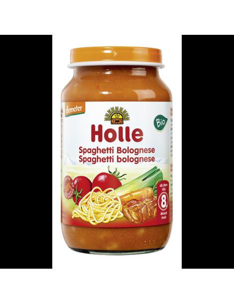 Holle Organic Spaghetti Bolognese 220g 8+M