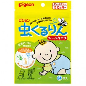 Pigeon Insects Repellent sheets (24 pcs)