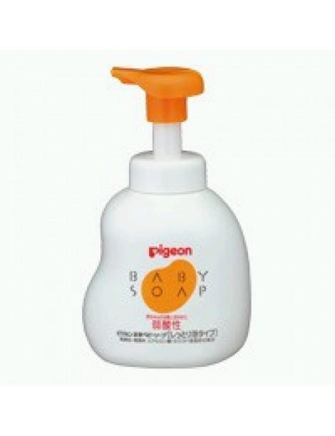 Pigeon foaming gentle body soap 500ml
