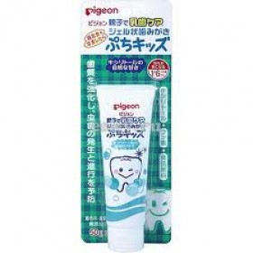 Pigeon gel type toothpaste for babies with xylitol 50gr
