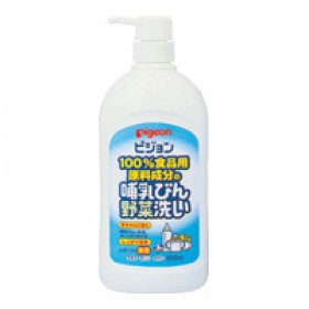 Pigeon liquid soap for dish, toy and food 800ml