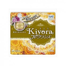 Sofy Kiyora Fragrance Luxury 14cm, 72 pcs