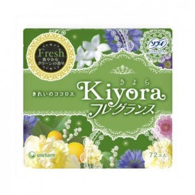 Sofy Kiyora Fragrance Fresh 14cm,72 pcs
